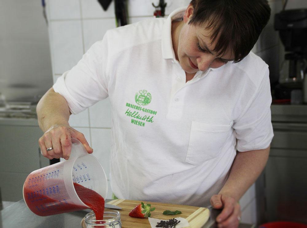 Gastwirtschaft Hellmuth: Aus Liebe zum Genuss